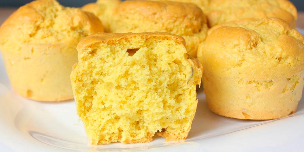 Pão de grão-de-bico